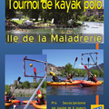 Tournoi de kayak polo