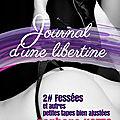 Journal d'une libertine #2 <b>Fessées</b> et autres petites tapes bien ajustées > Barbara Katts