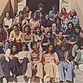 PHOTOS DE CLASSE DU XXe SIÈCLE À MARRAKECH - LVH - LA TARGA -