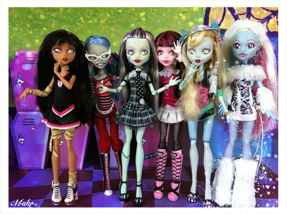 monster high : Tous les messages sur monster high - Mako