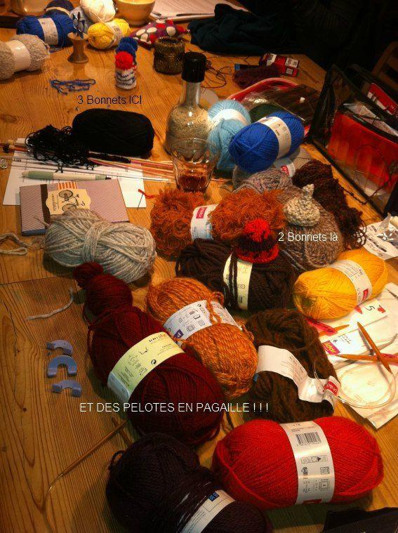 rencontre tricot