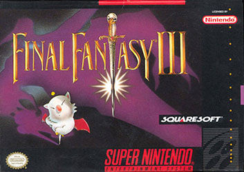 [Super Nintendo] Final Fantasy VI 31281605