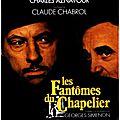 Les Fantômes du Chapelier (Claude Chabrol rencontre Georges Simenon)