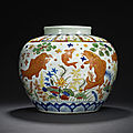 Bonhams Chinese Works of Art Auction reflects <b>the</b> long history and rich diversity of Chinese art
