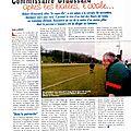 CSM Puteaux 1996 - 1997 - Commissaire Broussard
