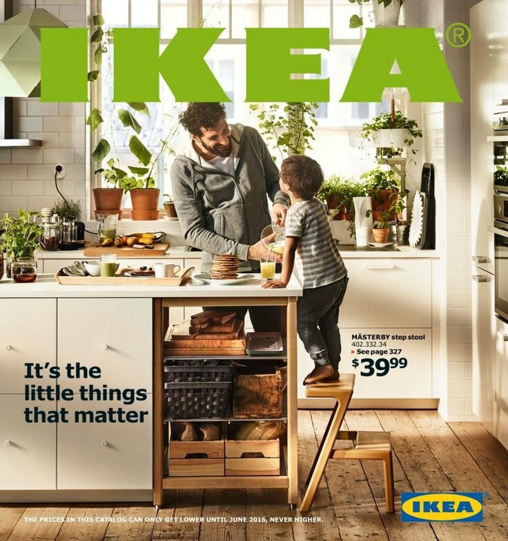 Catalogue IKEA 2015 2016