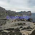 Mon top 10 Majorque: N°2: la route du <b>cap</b> de Formentor