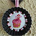 ♥ Petite fée <b>cupcake</b> (2) ♥