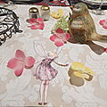 Table de printemps