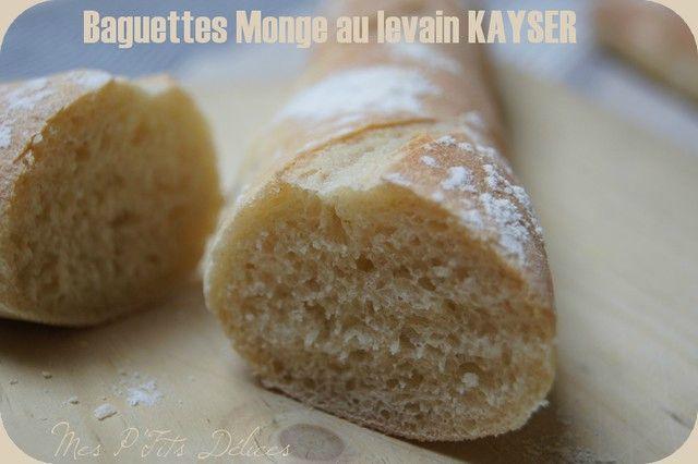 magazine  Ma grande quête de la baguette  Baguettes au levain