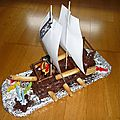 <b>Gateau</b> Pirate