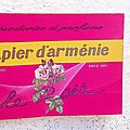 Papier d'<b>Armnie</b>