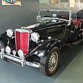 1951 <b>MG</b> TD