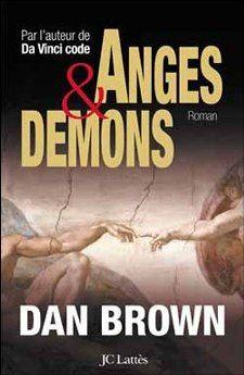Anges et Démons, le livre