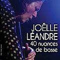 Joëlle Léandre sur <b>CItizen</b> <b>Jazz</b>