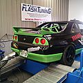 SKYLINE R33 Drift