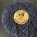 pelotes laine acrylique mélangé