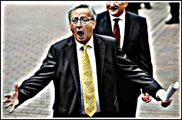 Juncker catastrophé