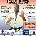 Teddy Riner à <b>Tours</b> !
