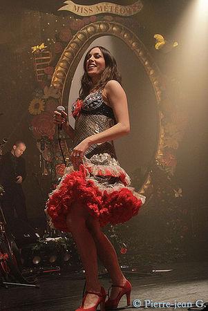 Bravo! Olivia Ruiz... Mademoiselle Ruiz s'est imposée dans le paysage musical français & étranger  41977253_p