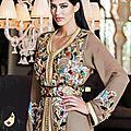 Robe caftan marocain vente enligne