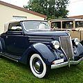 <b>FORD</b> Deluxe V8 2door roadster 1936