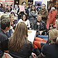 Salon du Livre 2013 - Table ronde <b>Belfond</b> - 