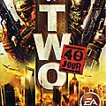 manuel playstation 3 army of two le 40eme jour