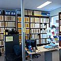 Visite guidée de la Bibliothèque du Conservatoire de Poitiers