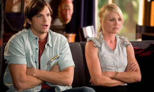 Ashton Kutcher & Cameron Diaz