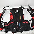 SAC A DOS <b>SALOMON</b> ADVANCED SKIN S-LAB 12 SET 