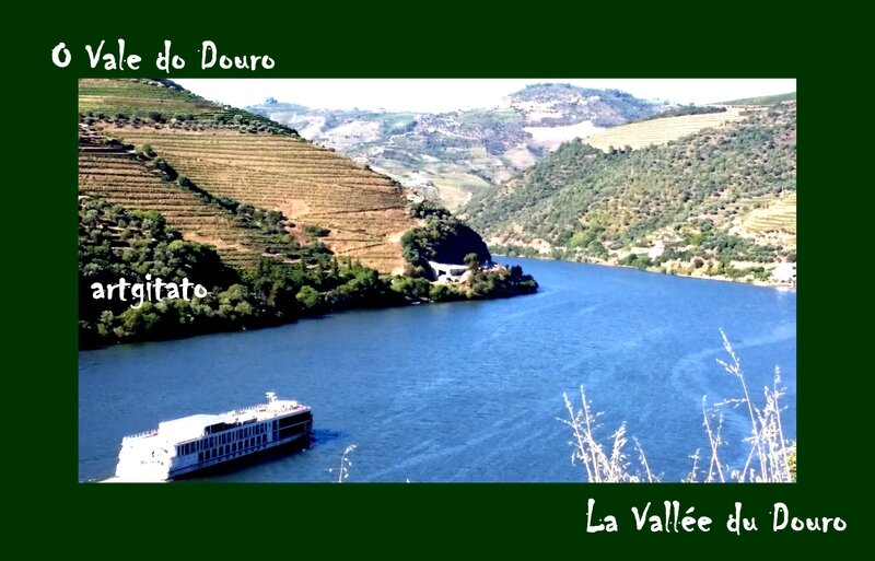 O Vale do Douro La Vallée du Douro Portugal Artgitato 7
