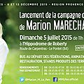 LANCEMENT DE LA CAMPAGNE DES REGIONALES DE MARION <b>MARECHAL</b>-LE PEN EN PACA