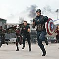<b>Captain</b> <b>America</b> : Civil War
