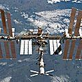 Jusqu'à Noël, on pourra observer le passage de l'ISS tous les soirs