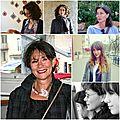 mère et filles, portraits de femmes - madre e hijas, retratos de mujeres