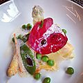 A la découverte de la cuisine salée de Philippe <b>Conticini</b> au café Pleyel, Paris