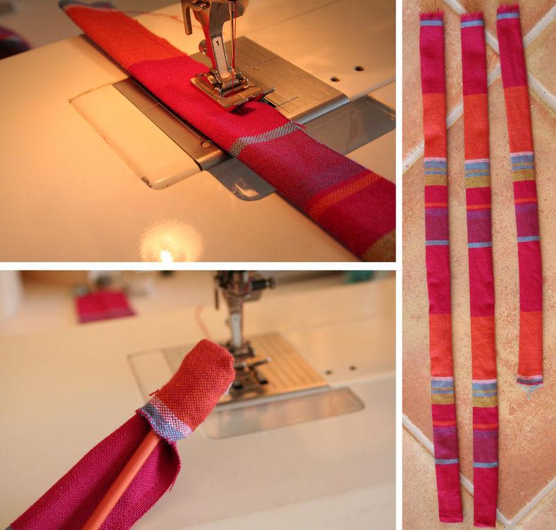 Joli tablier en tissu, Patron couture gratuit - Loisirs créatifs