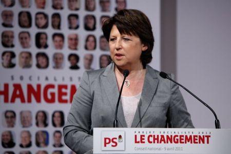 PS_CONSEIL_NATIONAL_2011_PROJET_Martine_Aubry_tribune_r_duite