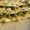 Lasagnes vertes