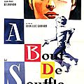  Bout de souffle - Jean-Luc Godard (1959), Le Professionnel - Georges Lautner (1981)
