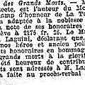 LA TURBIE 1914-1918