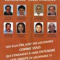 Drouot - Toute une barrette d'élus...