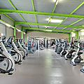 Visite à la Une : Liberty Gym à Besançon
