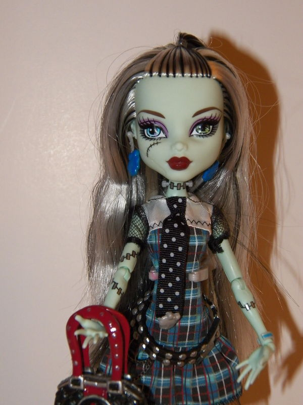 Mes Monster High - Nouvelle robe bas pages 5 & 6 66244485
