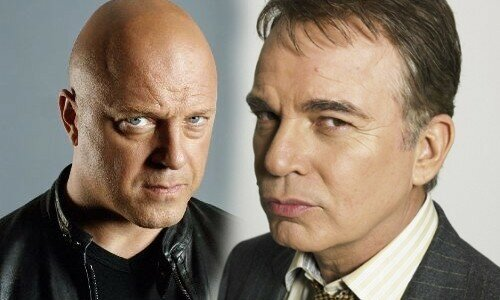 Michael Chiklis et Billy Bob Thornton