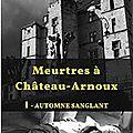 Milo-Vacéri,Gilles - Meurtres à Chateau-Arnoux tome 1