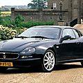 <b>Maserati</b> 3200 GT.