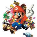 L'univers de Mario et de ses camarades