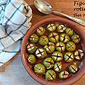 [<b>pause</b> sucrée] les figues rôties au miel